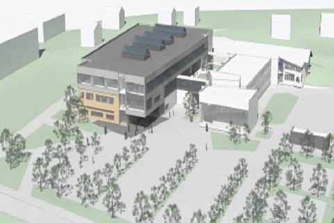 Vest-Lofoten high school